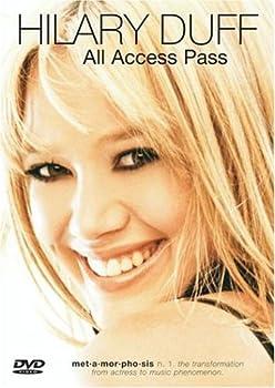 DVD Hilary Duff - All-Access Pass Book