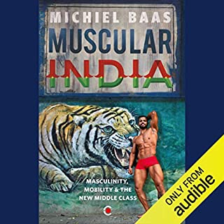 Muscular India cover art