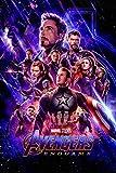ELITEPRINT Póster A3 de Avengers ENDGAME CLASSIC Marvel Movie, material de impresión de 250 g/m²