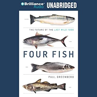 Four Fish audiobook cover art