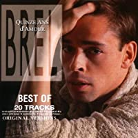 Quinze Ans D'Amour by JACQUES BREL (2001-04-27)