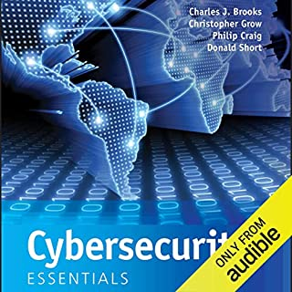 Cybersecurity Essentials audiobook cover art