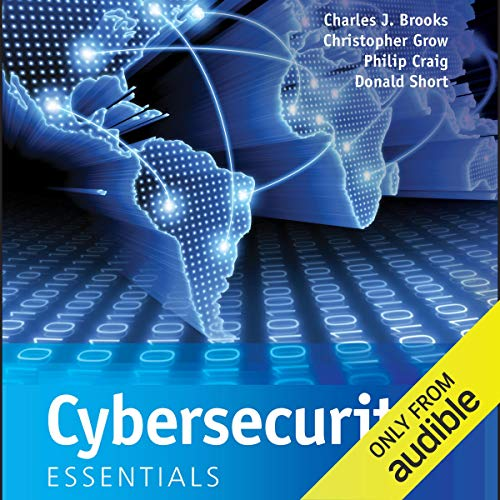 Cybersecurity Essentials cover art