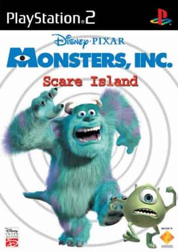 Disney/Pixar's Monsters, Inc (PS2 Limited Edition) [PlayStation2] [importación inglesa]
