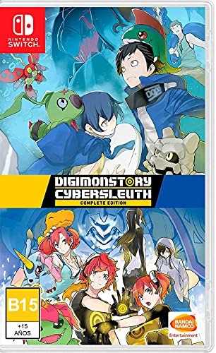 Digimon Story Cyber Sleuth: Complete Edition for Nintendo Switch