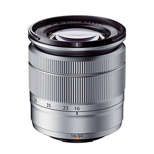 Fujifilm Lente 16-50mm XC OIS F3,5-5.6 II Plata