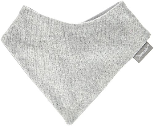 Sterntaler Dreieckstuch mit Klettverschluss, Grau, 2(Herstellergröße: ab 12 Monate )
