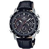 [カシオ] 腕時計 エディフィス EDIFICE EQW-T650BL-1AJF メンズ ブラック