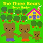 The Three Bears Board Book de Byron Barton