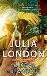 THE DEVIL IN THE SADDLE by Julia London