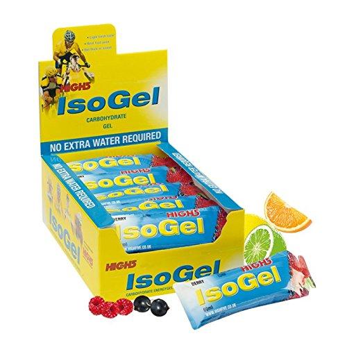 High 5 IsoGel 25 x 60ml Berry - 25 x 60ml