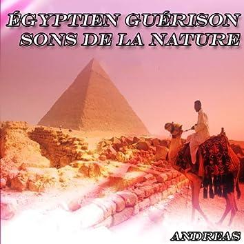 Égyptien guérison sons de la nature
