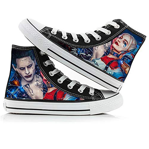 51G4chtDCSL Harley Quinn Shoes