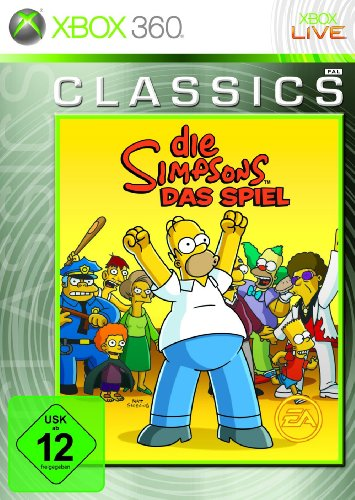 Die Simpsons - Das Spiel (EA Classics)
