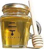 くま養蜂 みつひめ ディップ付き国産はちみつ みかんの花唄110g かわいい小瓶取手付 ギフト・自家用 非加熱
