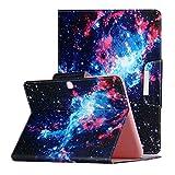 LMFULM® Étui pour Samsung Galaxy Tab 4 2014 SM-T530 / T535 (10,1 Pouces) PU Cuir Poche Cas Flip...