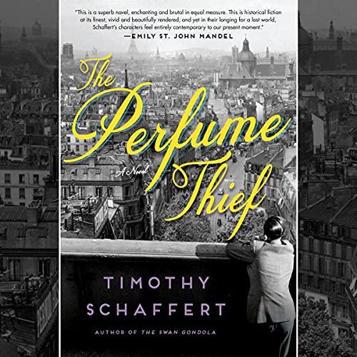 The Perfume Thief cover art