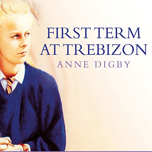 First Term at Trebizon audiobook cover art