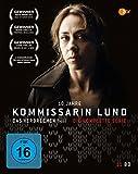 Kommissarin Lund - Die komplette Serie - 10 Jahre Jubiläums-Edition [Blu-ray]