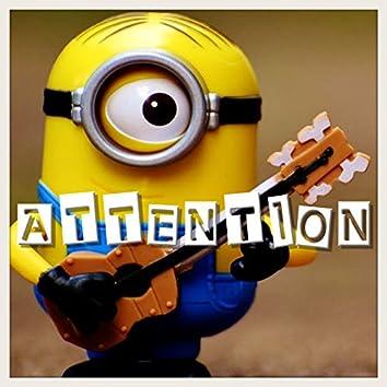 Attention (Minions Remix)