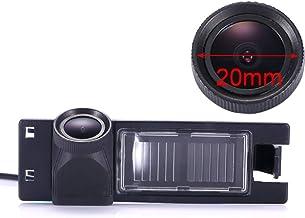 Cámara de visión Trasera HDMEU HD Color CCD Impermeable para Coche, 170 °, cámara de Marcha atrás para Buick Excelle GT/Regal Opel Vectra C/Astra H/Corsa D/Zafira B/Tigra Meriva A/Insignia Chevrolet