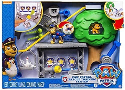 FG Nickelodeon Paw Patrol - Rescue Training Centre Figures by Favorite goods
