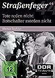 Straßenfeger 44 - Tote reden nicht / Botschafter morden nicht (DDR TV-Archiv) [4 DVDs]