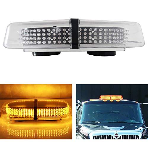 SXMA Avertissement d'urgence sur le toit 240 LED Lampe stroboscopique Balise de détresse pour...