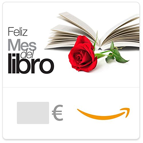 Cheque Regalo de Amazon.es - E-Cheque Regalo - Mes del Libro