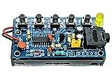 DIY Solderable Stereo FM Radio PCB Electronic Kit 76-108MHz (Radio Kits)
