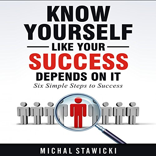 Know Yourself Like Your Success Depends on It audiobook cover art