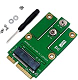 M.2 NGFF KEY B to Mini PCI-E Adapter for WWAN, CDMA,LTE, GPS card