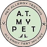 AffinityDNA Test Allergologico per Cani con 116 Allergeni - Kit di Raccolta dei Campioni a casa per 1 Cane - Test allergologico per Cani My Pet
