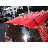 ZXCNB Alerón Trasero De Techo De Maletero Abs para Honda Fit/Jazz 2008-2013 2009 2010 2011 2012, Parabrisas De Labios De Ventana De Tapa De Maletero De Puerta Trasera, Accesorios para Auto
