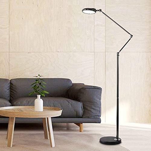 WEM Lámpara de Pie Ikea, Led de Lectura de Pie, Sala Vertical...