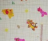 Belldessa 0,5 m * 1,4 m - Stoff -  Winnie The Pooh & Seine