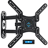 BLUE STONE Full Motion TV Wall Mount Bracket for Most 28-60 inch Led, LCD TVs, up to 80 lbs, Tilt TV Bracket with Swivel Articulating Arms, up to VESA 400x400mm