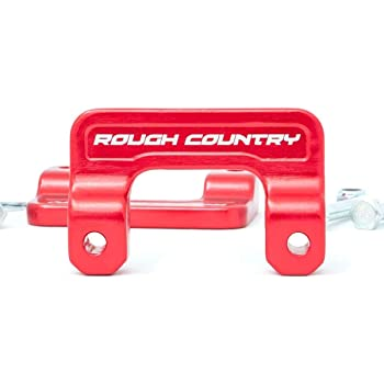 "Rough Country 2"" Leveling Kit compatible w 2007-2019 Chevy Silverado Suburban Tahoe GMC Sierra Yukon Yukon XL 1500 1313"