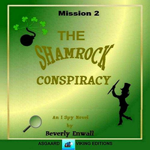 The Shamrock Conspiracy audiobook cover art