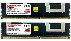 Komputerbay 8GB  2X 4GB  PC2-5300F