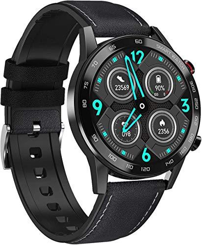 Reloj inteligente impermeable Fitness Tracker Frecuencia Cardíaca Monitor de Presión Arterial Podómetro Hr Actividad Seguidores de Sueño Deportes Bluetooth Smartwatch Running Reloj de Pulsera - 1