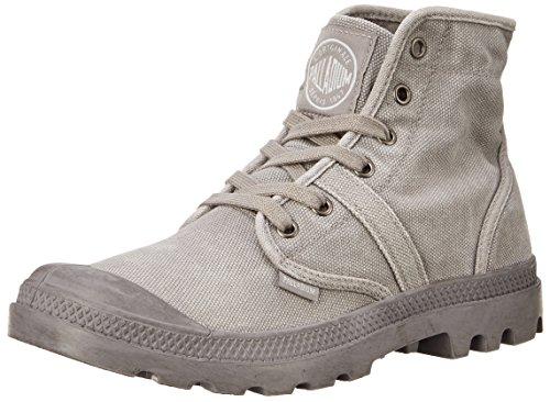 Palladium PALLABROUSE, Herren Desert Boots, Grau (TITANIUM/HI-RISE 066), 41.5 EU (7.5 Herren UK)