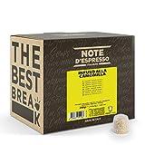 Note d'Espresso Italiano - Cápsulas de manzanilla, 2g (caja de 100 unidades) Compatible con cafeteras Nespresso*
