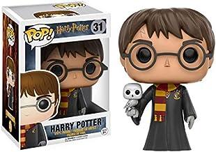 Funko 599386031 - Figura Harry Potter con hedwidge