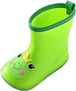 70c713613fc8d8 Scarpe da pioggia per bambini KOLY Stivali impermeabili in gomma di cartone  animato Stivali da Pioggia