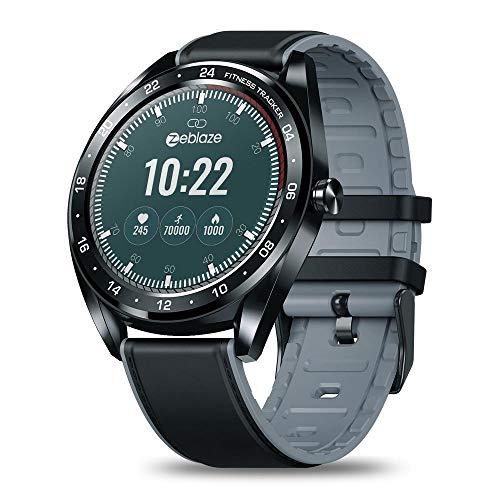 Zeblaze NEO Reloj inteligente, pantalla de color IPS de 1,3 pulgadas, IP67 impermeable, monitoreo de frecuencia cardíaca, monitoreo de salud femenina, rechazo de llamadas, compatible con iOS, Android