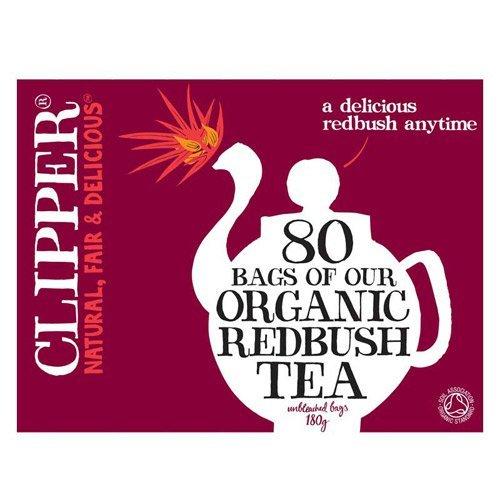 Clipper Influsion Redbush Orgánica 80...