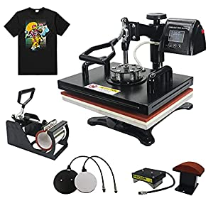 best 5 in 1 heat press
