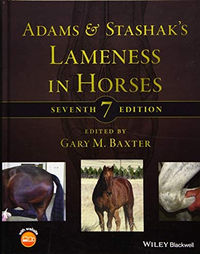 Adams and Stashak s Lameness in Horses product image