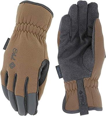 Mechanix Wear: Ethel Women's Gardening & Utility Work Gloves - Cocoa (Women's Medium)